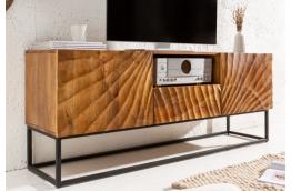 Drewniana szafka pod telewizor 160 cm Scorpion - Mango