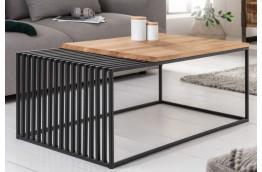 stolik kawowy , stolik dębowy , stolik drewniany , stolik w stylu industrialnym , stolik do salonu , stolik do biura