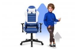 Fotel gamingowy dla dzieci Ranger 6.0 / Niebieski
