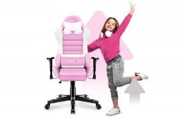 Fotel gamingowy dla dzieci Ranger 6.0 / Różowy