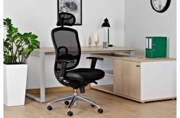 Ergonomiczny fotel biurowy VIP - 8 kolorów