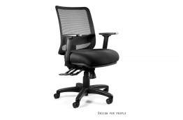 Ergonomiczny fotel biurowy Saga Plus M, fotele biurowe ergonomiczne