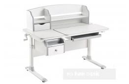 Regulowane biurko dla dzieci Sognare Grey