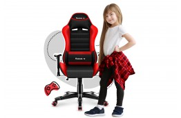 Fotel gamingowy dla dzieci Ranger 6.0 / Czerwony