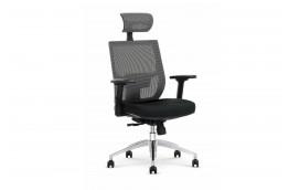 Fotel gabinetowy Admiral, fotele gabinetowe admiral, czarne fotele biurowe