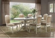 krzesło, krzesła, krzesło do jadalni, krzesło do salonu, krzesło drewniane, białe