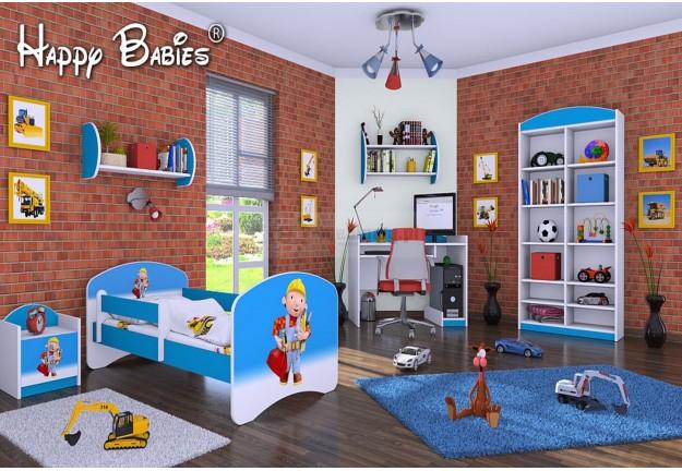 Meble Do Pokoju Dziecięcego łóżko Dla Chłopca łóżko Bob Budowniczy