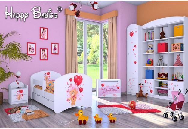 meble do pokoju dziecięcego �243żko dla dziewczynki meble