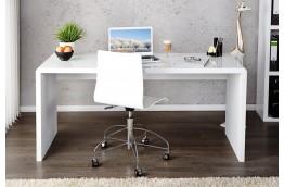 biurko, nowoczesne biurko, lakierowane biurko, biurka, biurko w połysku, białe biurko, biurko na wysoki połysk