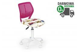 fotel bali,fotele obrotowe dla dzieci,krzesło do komputera bali