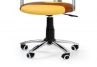 fotel kubuś,fotele obrotowe dla dzieci,krzesło do komputera kubuś