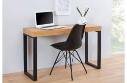 biurko, biurka, biurko do komputera, biurko na laptopa, brązowe biurko, biurko 120cm,klasyczne biurko