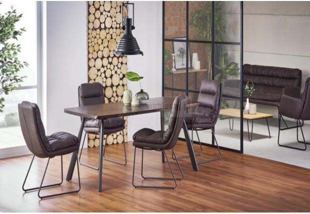 Groovy Stół nowoczesny Verk, stół do biura, nowoczesny stół do salonu, GB79