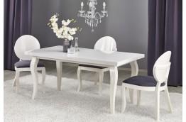 stół, nowoczesne stoły, stoły rozkładane, biały stół rozkładany, stół mozart, stoły do salonu,drewniane stoły