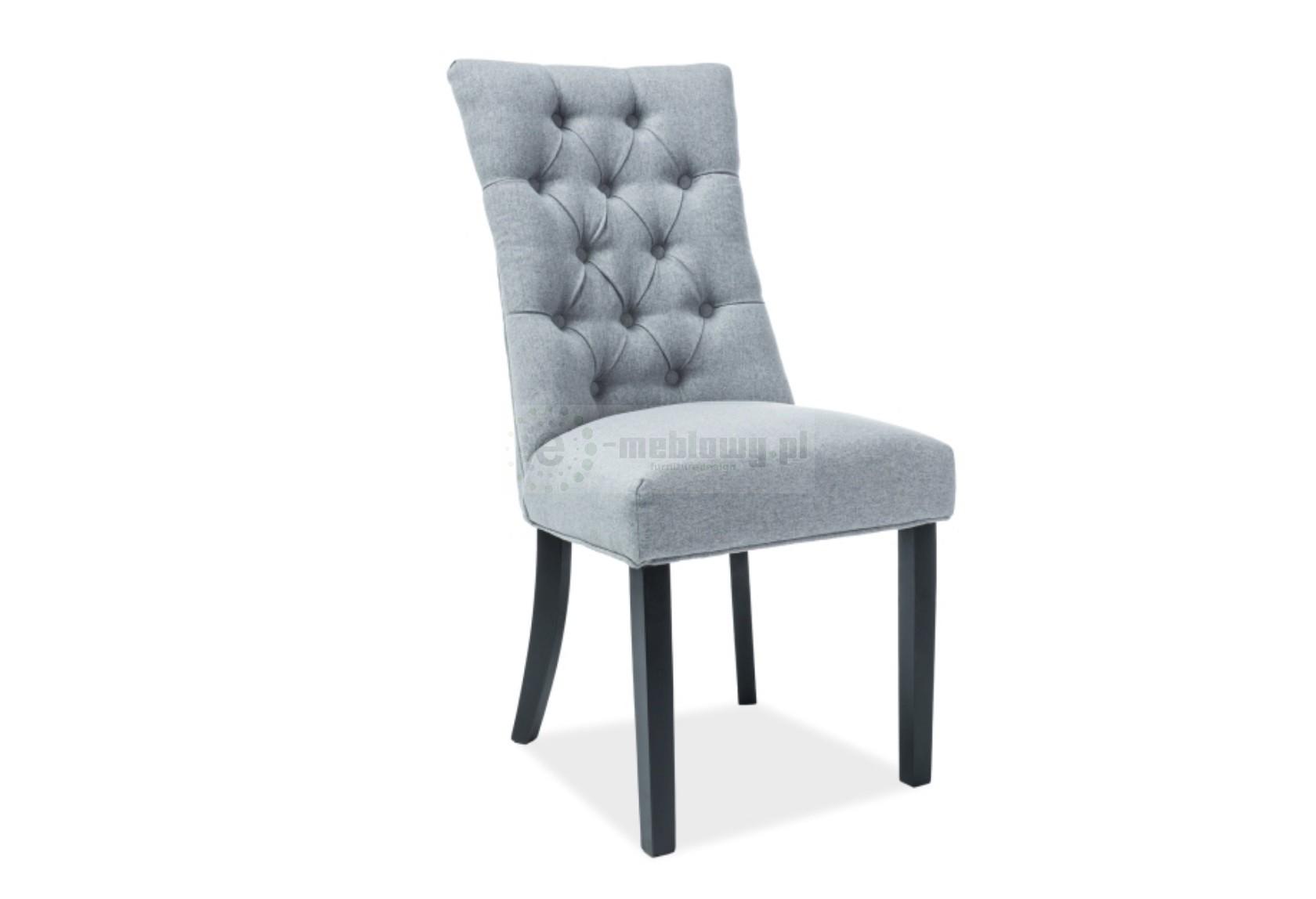 Stylowe Krzesło Do Salonu Nero Krzesło Do Jadalni Krzesła