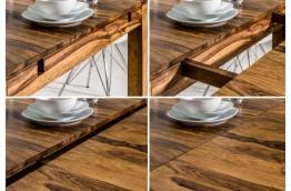 rozkładany stół drewniany, drewniany stół do jadalni, drewniany stół do salonu,stoły z drewna