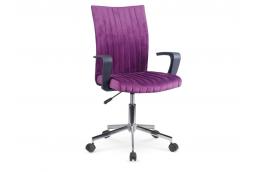 fotel młodzieżowy z tkaniny, fotel do komputera doral