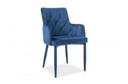 nowoczesne krzesła do salonu z aksamitu taro, zielone krzesła z aksamitu