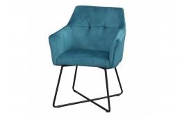 krzesła do jadalni, krzesła kuchenne, krzesła tapicerowane, krzesła z aksamitu Milano