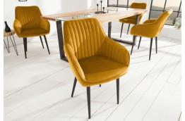 krzesła do jadalni, krzesła do salonu, krzesła z aksamitu Turyn
