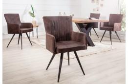 krzesła do jadalni, krzesła kuchenne, krzesła z mikrofibry Roadster