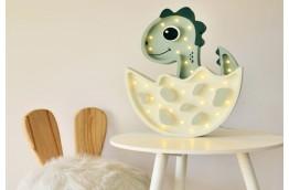 Lampka do pokoju dziecka Dino