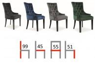 krzesła tapicerowane, krzesła drewniane, krzesła do kuchni, krzesła do stołu