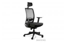 ergonoiczny fotel biurowy anggun, fotel do komputera anggun, fotele obrotowe unique
