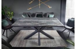 owoczesny stół do sali konferencyjnej, stół do salonu Eternity, stół 180-225 ceramiczny blat, rozkładany stół eternity