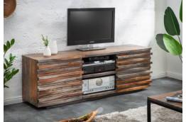 Szafka pod telewizor z drewna palisander 150x50x40 cm Fire&Earth