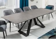 duży stół rozkładany concord, nowoczesny stół 180-230 cm concord, stół i krzesła ,stoły