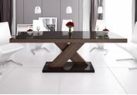 stół-rozkładany-stół-połysk-brązowy-stół-nowoczesny