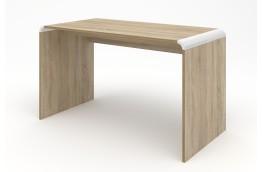 biurko-milano,biurko-dąb-sonoma, biurko-komputerowe, nowoczesne-biurko