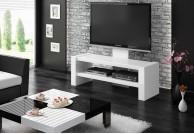 meble-do-salonu, nowoczesne-meble-do-salonu, szafka-pod-telewizor, szafka-rtv, biały-połysk, czarny połysk, dąb, brąz
