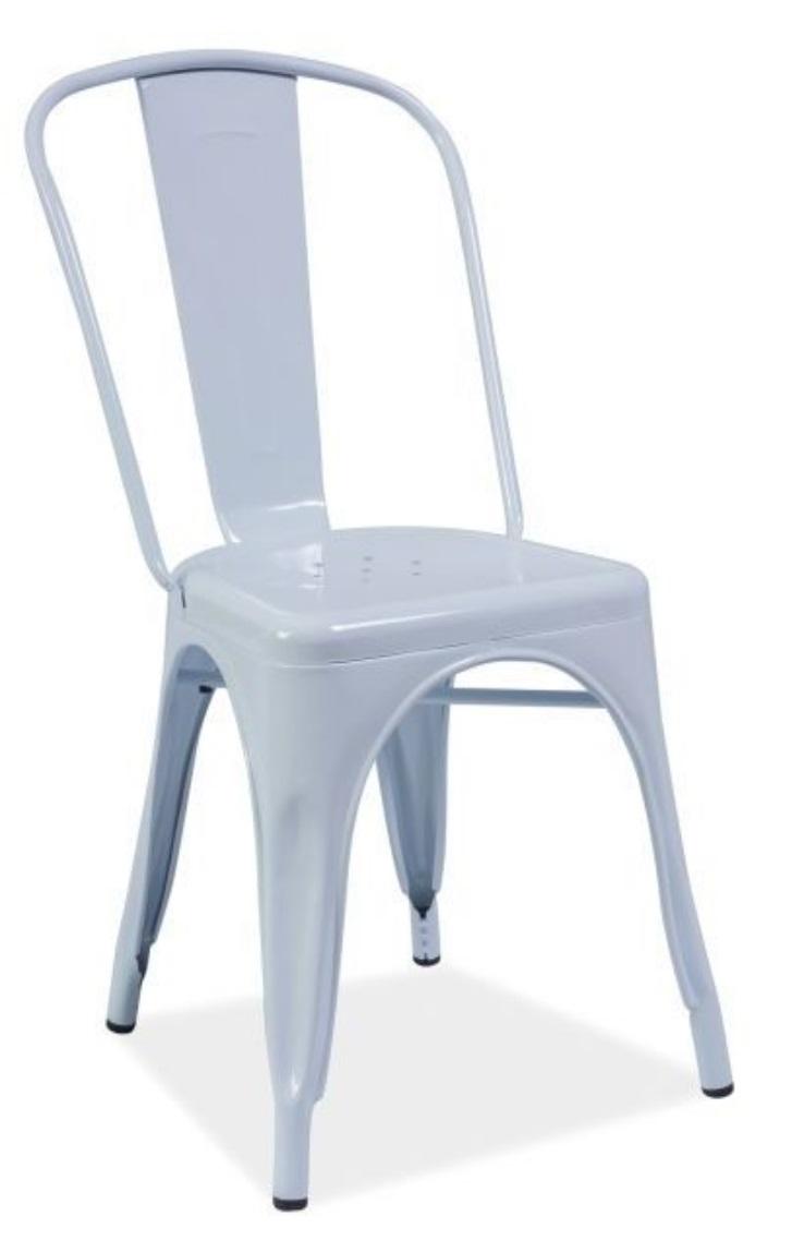 Krzesło Metalowe Mix Krzesła Nowoczesne Krzesło Ze Stali