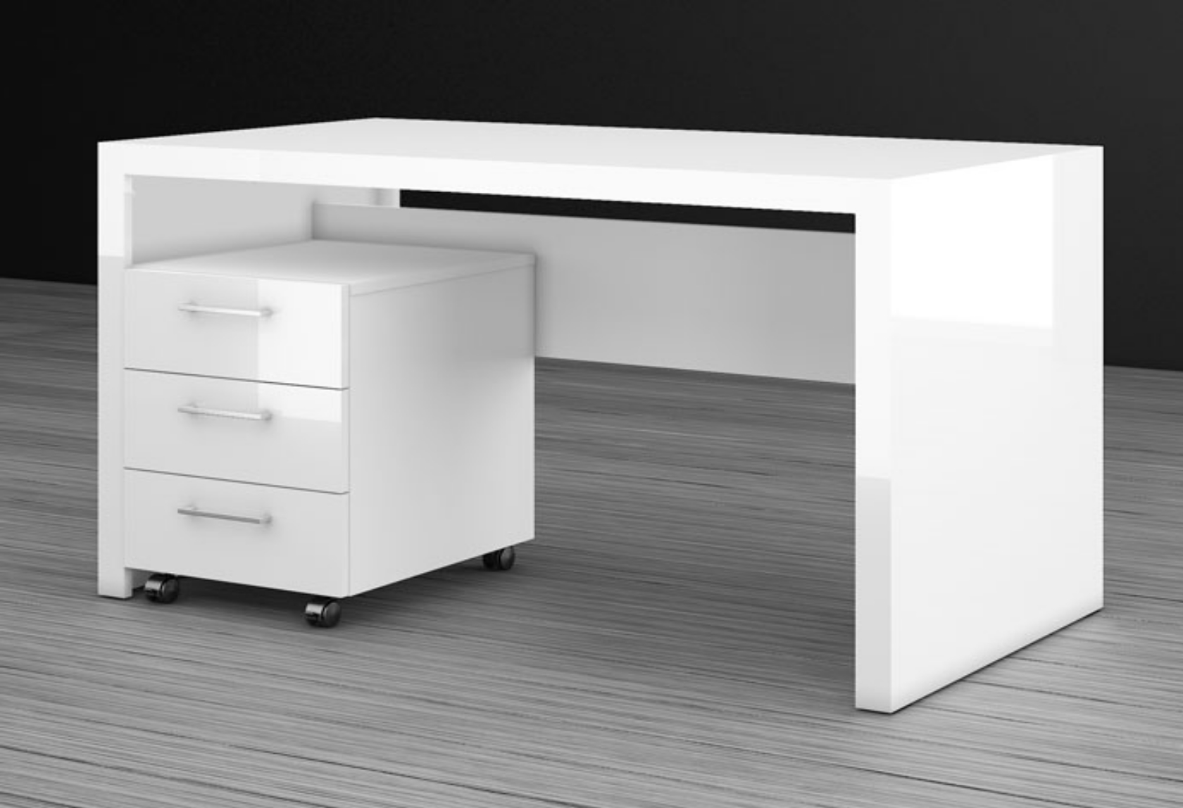 nowoczesne biurko biurko biurka meble biurowe rega�y