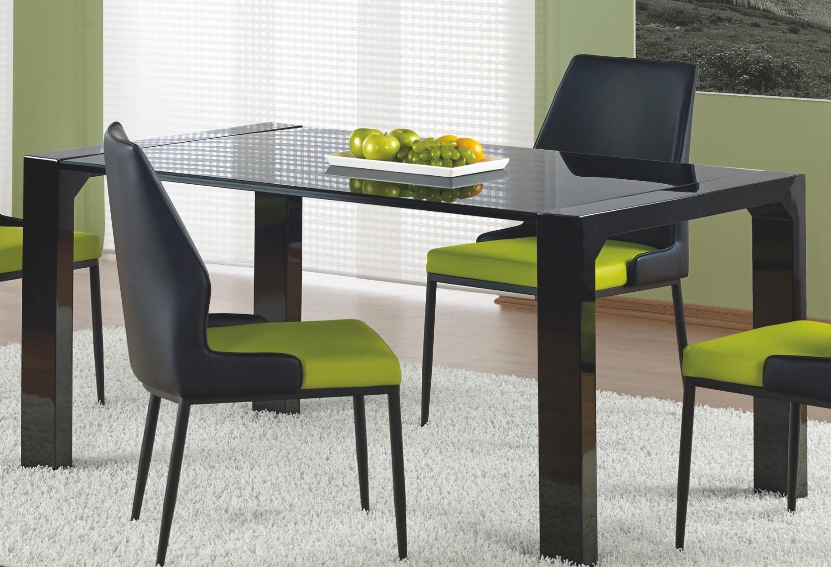 Ogromny Rozkładane stoły nowoczesne, nowoczesne stoły do jadalni, stoły CR46