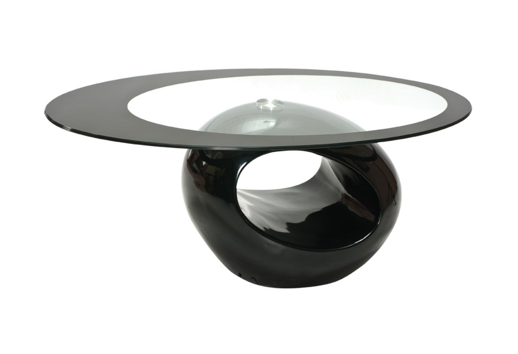 Hebestylowa ława szklana, stolik kawowy, stolik w połysku,