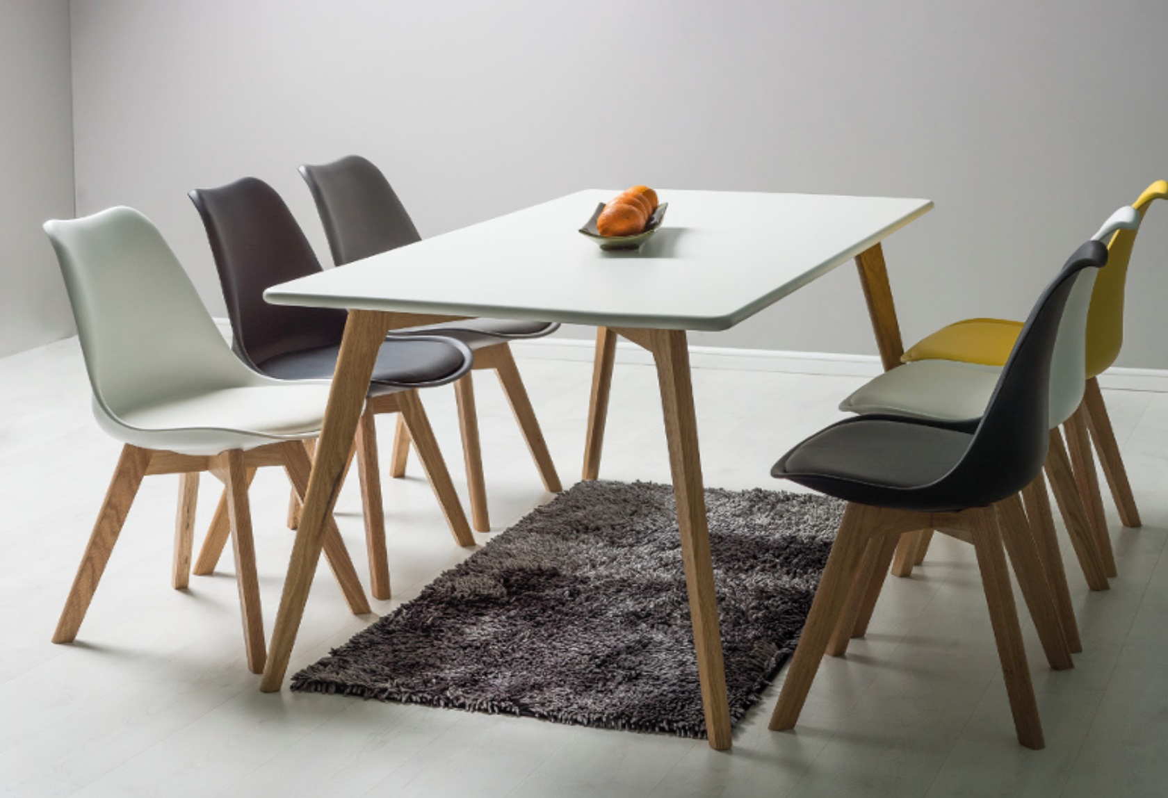 Ogromny Drewniany stół Agios, stoły drewniane, stół w stylu skandynawskim PV71