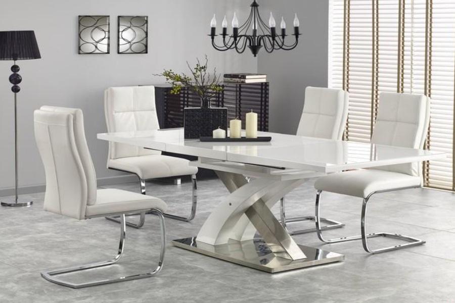 Stół rozkładany Viper, stół, nowoczesny stół do salonu ...